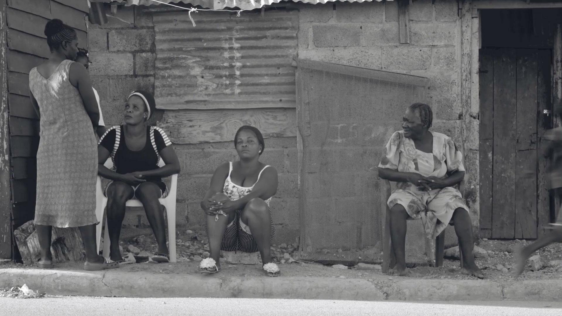 Kvinner i Pancho Mateo